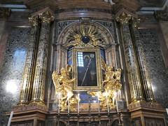 Italy - Rome - Basilica San Andrea delle Fratte - Decoration (JulesFoto) Tags: italy rome roma church interior