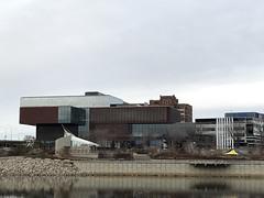 Remai Modern Art Gallery (daryl_mitchell) Tags: saskatchewan canada autumn 2018 saskatoon downtown river art gallery remai