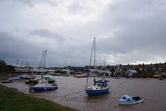 Boats (Derek Morgan Photos) Tags: boats exmouth