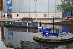 Barge at Old Turn Junction (CoasterMadMatt) Tags: city birmingham cities brum englishcities birmingham2019 boats boat canal canals barge barges brindleyplace birminghamcanal birminghamcanals canalbarge oldturnjunction citiesinengland englandssecondcity canalsandriverstrust life old sea turn centre junction national sealifecentre nationalsealifecentre sealifecentrebirmingham nationalsealifecentrebirmingham uk greatbritain england building architecture britain structure gb westmidlands midlands merlinentertainments unitedkigndom englishmidlands birminghamattractions attractionsinbirmingham november autumn photography europe photos photographs 2019 november2019 coastermadmatt nikond3500 coastermadmattphotography autumn2019