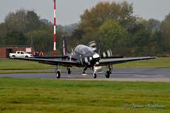 RAF Shorts Tucano T1 ZF139 (James P Matthews) Tags: aeroplane plane aircraft trainer propeller turboprop raf royalairforce shortstucano tucanot1 zf139 yorkshire lintononouse