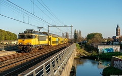 NSR 1770+DDM 7203 | Halfweg-Zwanenburg (Babo Sorany) Tags: trein train vlak tog vlaky tren treno vonat vonatok zug züge personentrein personenzug ddm 1700 ns1700 ns nsr dubbeldeksmaterieel vlakem 7203 ddm7203 ns1770 nsr1770