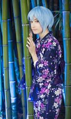 _MG_3160 (Mauro Petrolati) Tags: altea lucca comics games 2019 cosplay cosplayer rei ayanami yukata kimono palazzo pfanner neon genesis evangelion first children best girl grill version