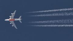 Emirates / Airbus A380-861 / A6-EUH (Micha_87) Tags: ek31 emirates ek uae dubai dxb omdb dubaiinternationalairport lhr egll london heathrow londonheathrow heathrowairport airbus a380 a380800 a380861 airbusa380 airbusa380800 airbusa380861 zimmritz jena contrails contrailspotter aviationphotos aviationenthusiast avgeek aviationgeek aviationlover airplanelovers airplanephotos aviationphoto aviationpics