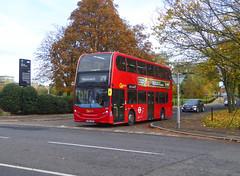GAL E275 - SN62DMV - TUDWAY ROAD KIDBROOKE - SAT 9TH NOV 2019 (Bexleybus) Tags: adl dennis enviro 400 goahead go ahead london kidbrooke ferrier estate village se3 park road tudway tfl route 178 e275 sn62dmv