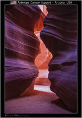 Antelope Canyon ( Eduard Wichner) Tags: nikond90 arizona california usa navajo antelopecanyon lower upper upperantelopecanyon unitedstatesofamerica unitedstates page tsébighánílíní navajoparks navajosandstone sandstone flashflooding