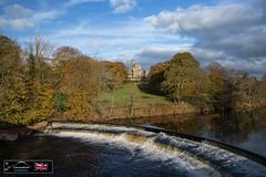 Autumn at Hornby (Lancashire Photography.com) Tags: lancashire photography hornby castle river wenning