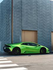 Huracan Evo (Mattia Manzini Photography) Tags: lamborghini huracan evo dallara supercar supercars cars car carspotting carbon nikon d750 v10 green automotive automobili auto automobile italy italia bestofitaly
