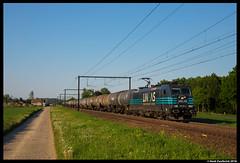Lineas 186 293, Tongeren 08-05-2018 (Henk Zwoferink) Tags: belgium vlaanderen tongeren henk lineas zwoferink force your 186 rp freight bombardier traxx 293 railpool