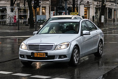 Finland Test - Mercedes-Benz C-Class W204 (PrincepsLS) Tags: finland finnish test license plate germany berlin spotting mercedesbenz cclass w204