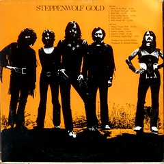 Gold - Back Cover (epiclectic) Tags: 1971 steppenwolf epiclectic vintage vinyl record album art retro music sleeve collection lp cover epiclecticcom