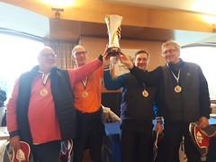 Equipe CEA-GR victorieuse des Lauriers du sport 2019