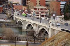 our centre street bridge (zawaski -- Thank you for your visits & comments) Tags: alberta 4hire canada beauty lovwparis noflash serves naturallight zawaski©2019 love revisit calgary paris ambientlight lovepeace 2007 editing canonefs55250mmf456isstm
