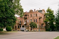 ... (tkachenko.as) Tags: film spotmatic abkhazia sukhum autumn town takumar5014