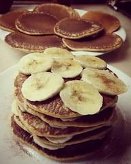 Sábado + Lanche + Panquecas = Combinação Perfeita   #winter2019❄️⛄ #january2019 #weekend🎆🎉 #saturday #sunnyday☀️ #goodafternoon #myrecipe📝 #healthychoices #healthyfood #pancakes #oatmealflour #egg #vegetabledrink (Isabel Aragão Oliveira) Tags: vivesoy saturday myrecipe cinnamon egg behappybehealthy oatmealflour fruit weekend healthyfood january2019 prozis yum healthychoices top honey fitgirl homesweethome lactosefree homemade glutenfree sugarfree pancake winter2019 pancakes vegetabledrink goodafternoon sweetmoments sunnyday