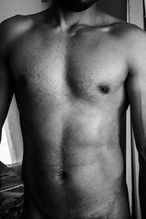 (Luriok) Tags: man hombre guy atlético muscle mexican músculos sexy sensual nude blancoynegro blackandwhite bn bw b beauty belleza