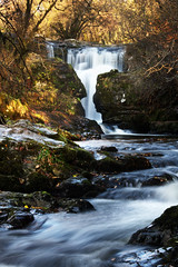 High Force, Aira Beck (nickcoates74) Tags: lakedistrict lakeland sony a6300 ilce6300 1650mm sel1650 epz1650mmf3556oss airaforce airabeck highforce autumn affinityphoto 3leggedthing cumbria