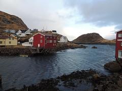 Nyksund, Norway (Craigs Travels) Tags: norway nyksund coast fishingvillage harbor