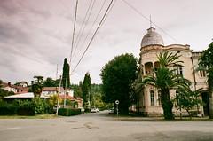 ... (tkachenko.as) Tags: abkhazia film spotmatic autumn sukhum takumar2835 town