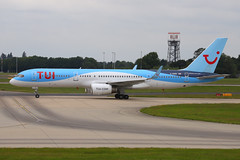 TUI 757-236 (nickchalloner) Tags: goobg boeing 757236 757200 757 b757 200 236 tui airways thomson tom by london stansted airport stn egss