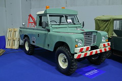 Land Rover Series Recovery Truck (JoRoSm) Tags: nec classic motor show motorshow carshow classiccars necclassic autos automobile automobiles cars vehicles automotive petrolheads canon tamron 1750 f28 dpp raw processing land rover series recovery truck