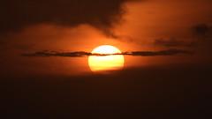 Morro do Serrote - Sunset (sileneandrade10) Tags: sileneandrade pôrdosol jericoacoara morrodoserrote turismo viagem natureza nature paisagem ceará nikoncoolpixp1000 nikoncorporationcoolpixp1000 nikon sunset