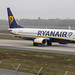 Frankfurt Airport: Ryanair (FR / RYR) |  Boeing 737-8AS B738 | EI-DPX | MSN 35553