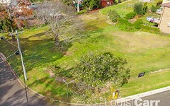Lot 2, John Savage Crescent, West Pennant Hills NSW
