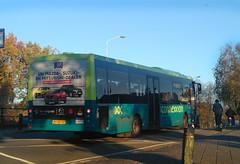 Mazda/Suzuki/Mitsubishi-advert (denniselzinga) Tags: vdl berkhof ambassador citybus btdg07 connexxion bus 5826