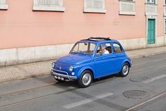 Fiat 500 (ernstkers) Tags: lisboa lisbon lissabon portugal car fiat500