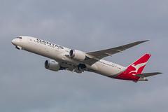 Qantas Dreamliner, Heathrow (Angus Duncan) Tags: london heathrow heathrowairport heathrowterminal5 heathrowt5 londonheathrow londonheathrowairport londonuk londonengland takeoff plane aircraft britishairways british airways airbus a380 britishairwaysairbusa380 baa380 britishairwaysa380 a380800 qantas qantasdreamliner qantas787 qantas7879 qantasboeing787 boeing boeing787 7879 dreamliner boeingdreamliner 787dreamliner