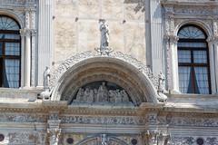 Venice, Italy (wildhareuk) Tags: canon canoneos500d church decoration italy tamron18270mm venice venice2019 artwork marble statue tamron img0064dxo