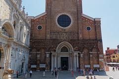 Venice, Italy (wildhareuk) Tags: canon canoneos500d church door italy square tamron18270mm venice venice2019 basilica building tamron img0070dxo