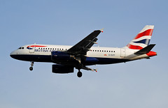 G-EUPT British Airways A319 (Infinity & Beyond Photography: Kev Cook) Tags: geupt british airways a319 airlines airbus aircraft airplane airliner heathrow airport london lhr egll planespotting photos planes