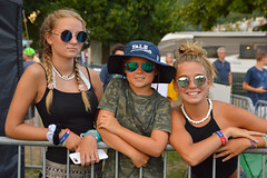 The sunglasses gang (radargeek) Tags: burlington vt vermont 2019 july sunglasses kids kid child children teen maritimefestival tumbledown concert waterfrontpark