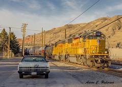 The Chevron Local (Blackangus74) Tags: trains chevron local ass tits pussy union pacific railroad salt lake city utah