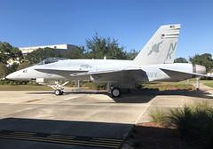 161955 F/A-18A VFA-25 NK-411 (RedRipper24) Tags: