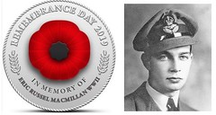 Remembrance Day 2019 - War Hero (tlhatfield) Tags: day war hero veteran wwii poppy 1945 remembrance november 11th father