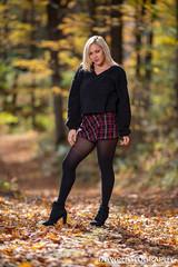 Jessica (dgwphotography) Tags: model portrait beauty beautiful foliage fall autumn 105mmf14e nikond5