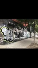 New York City Graffiti ; 2019 (HiZmiester) Tags: toncknewyork tonknewyork lowereastside acme bomber bombsquadhawaii bombsquadnyc tonkbs tonkhp tonker tonck brooklyn newyorkgraffiti newyork manhattangraffiti manhattan tonk