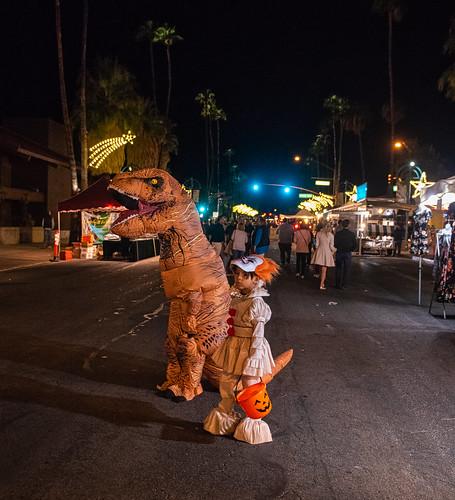 T. Rex fan photo