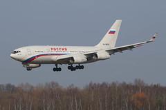 RA-96019 Ilyushin Il-96-300 Rossiya Russian Airlines (LXKARL) Tags: rossiya russianairlines cn74393202019 ilyushin ra96019 il96300