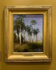 Plant Museum (ktmqi) Tags: hermannherzog americanart landscape florida tampa plantmuseum oiloncanvas
