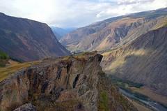 Katu-Yaryk pass (znamenshchikov) Tags: 2014 nikond7000 tamron1024mm altay altai republic katuyaryk chulyshman river mountains landscape rocks outdoors travel siberia
