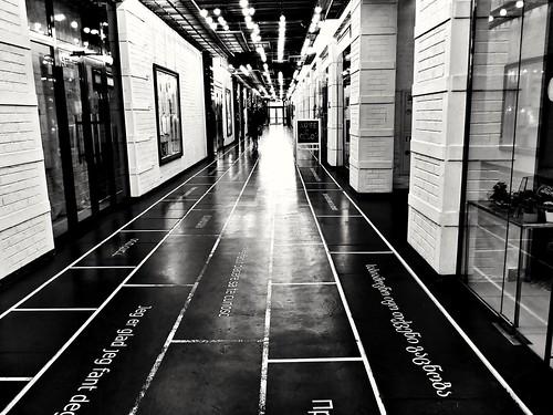 corridor ©  Sergei F