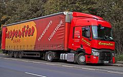 Nov 08 2019 beaconsfield Caspentiers EV 386 TK (F) (jon L1049H) Tags: trucks renault a355 caspenties