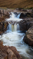 Waterfall at River Etive (S.R.Murphy) Tags: glenetive highlands landscape lochetive oct2019 scotland waterfall fujifilmxf1024mm fujifilmxt2 riveretive dalness water river
