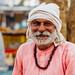 Smiling Hindu Man, Madhya Pradesh India