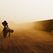 Dusty Road, Chhatarpur, Madhya Pradesh India