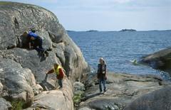 Besök på Fifång år 2000 (gustafsson_jan) Tags: fifång sörmland sörmlandskusten skärgård skärgårdsö archipelago archipel theresegustafsson rickardgustafsson ollenyberg naturturism
